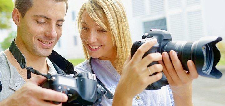 «Курс портретной фотографии», «Базовый курс фотографа» или курс работы с Photoshop в фотостудии Studia Foto!