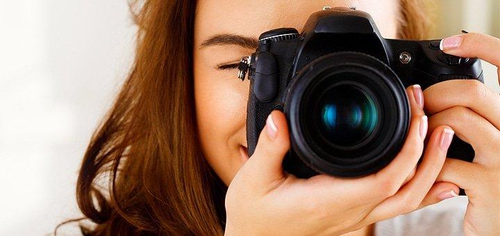 Сентябрьский набор на курсы начинающего фотографа, курс портретной фотографии в студии «StudiaFoto»!
