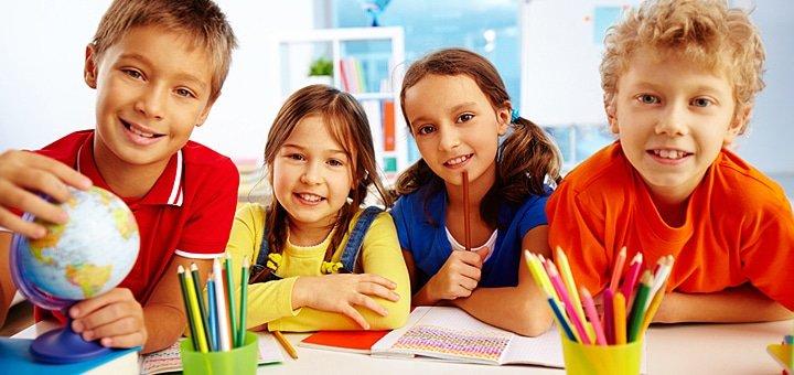 1, 2 или 3 месяца изучения английского языка для детей от 4-х до 10 лет в школе «DragonFly»!