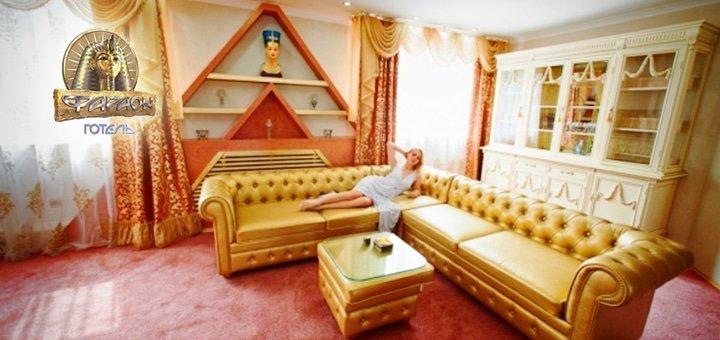 Незабываемые выходные в гостинично-развлекательном комплексе «Фараон»: проживание, питание и другие развлечения!