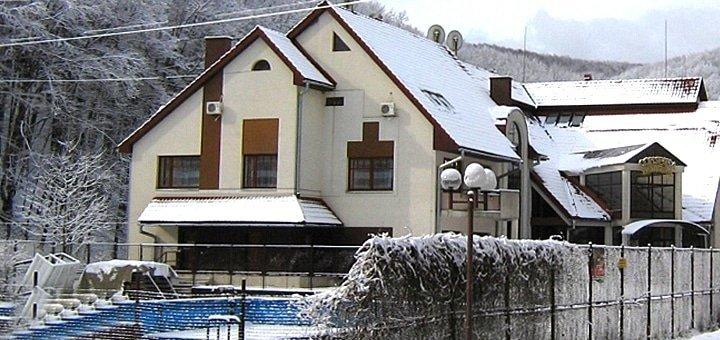 Отдых и оздоровление в отеле «Солнечная Поляна» 4* в знаменитом курорте минеральных вод - Поляна Квасова! От 1349 грн.!