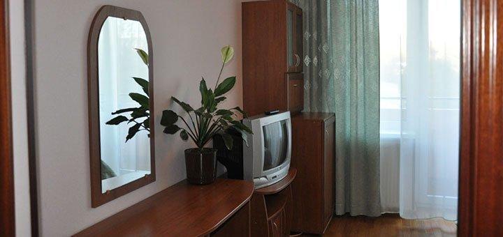 От 3 до 10 дней отдыха в отеле «Солнечная Поляна» с пакетом «Все включено» на знаменитом курорте Поляна Квасова