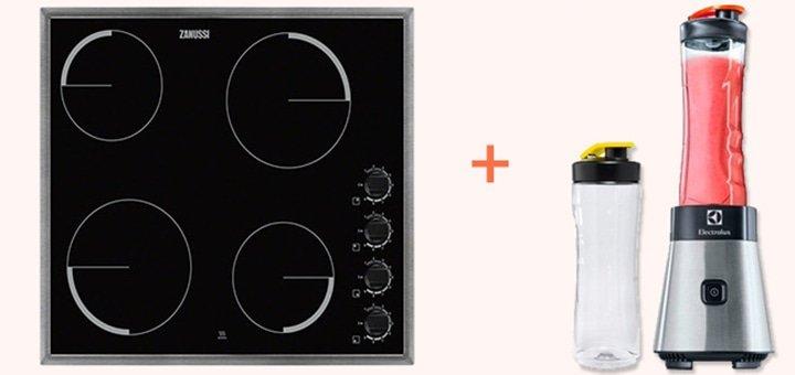 При покупке варочной поверхности, блендер Electrolux в подарок от интернет-магазина «Дешевше»
