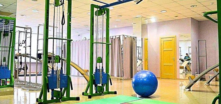 Лечение спины и коррекция осанки в сети центров «Амбулатория спины»