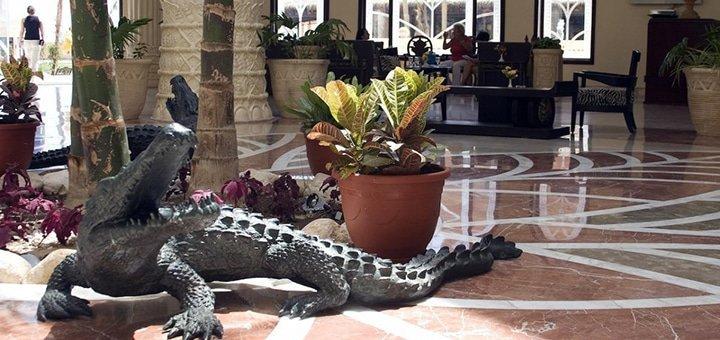 Лучшие цены на незабываемый отдых в Египте Хургада в отеле Caribbean World Soma Bay 5* (All Inclusive)