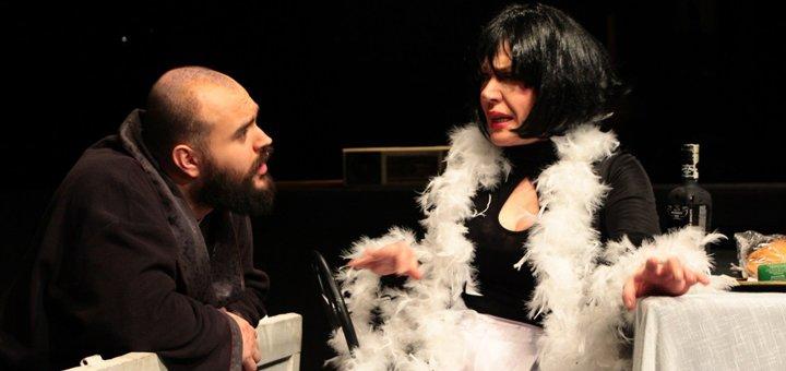 2 билета по цене 1 на спектакли в театре «Vie»