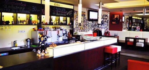 Скидка 30% на всё меню кухни и бара в кафе «Alfredo»