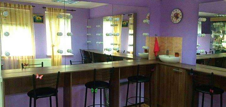 Моделирование и окрашивание бровей и ресниц хной или RefectoCil в «TF MakeUp Studio»