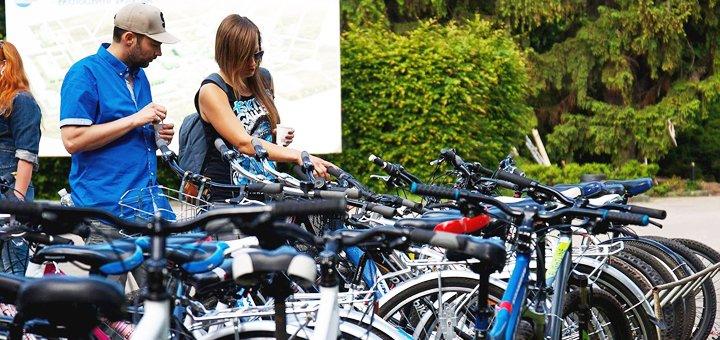 Скидка до 62% на прокат велосипедов или роликов на ВДНХ от компании «Velolife»