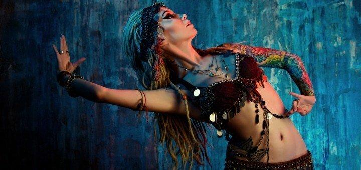 Скидка 50% на месячный абонемент в студии восточного танца «Java»