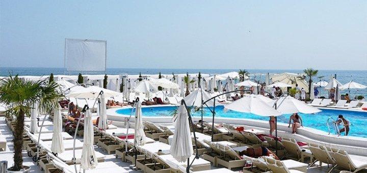 Майские праздники на территории пляжного комплекса «Itaka»