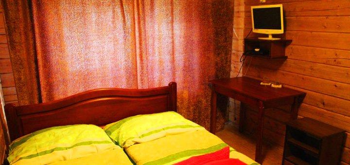 От 3 дней отдыха в туристическом комплексе «Сион» возле Славского