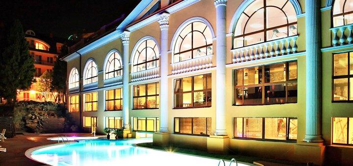 От 3 дней в роскошном оздоровительном отеле «Royal Medical Cezar» с пакетом «All SPA» в Трускавце