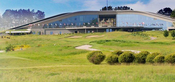 Игра в гольф или «Визит в гольф-клуб» от клуба «Golf Stream»