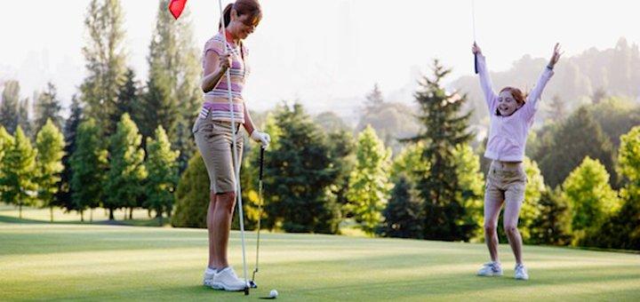 7 или 14 дней в детском спортивном гольф-лагере от гольф-клуба «Гольфстрим»