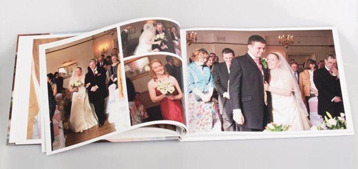 Печать фотокниг Print-Book Gloss от компании «Твоя фотокнига»