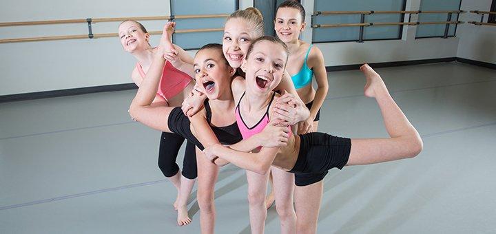 До 24 занятий по хореографии для детей в «Твоя Студия»