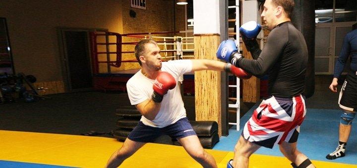 До 12 занятий по рукопашному бою, ММА и самообороне в школе рукопашного боя Олега Волошко