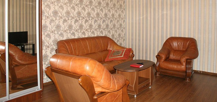 Скидка 35% на номера в гостинице «Адмирал Нахимов» в Виннице