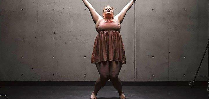 8 занятий в школе танцев для пышных леди «BigSizeDance»