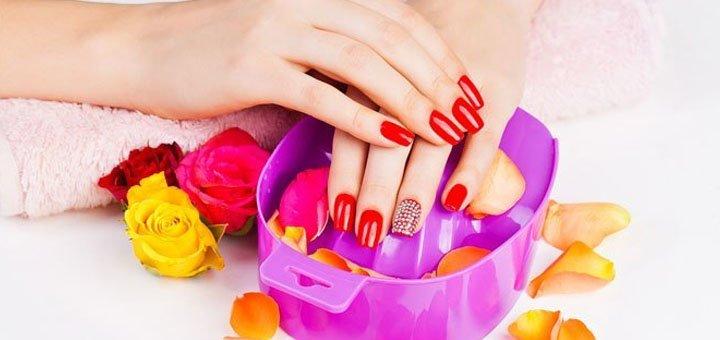 Экспресс курсы маникюра в салоне красоты «Inessa Lash&Nail»