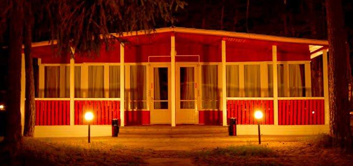 От 3 дней чудесного отдыха с завтраками и бассейном в сосновом курорте «Буймеровка» на Сумщине