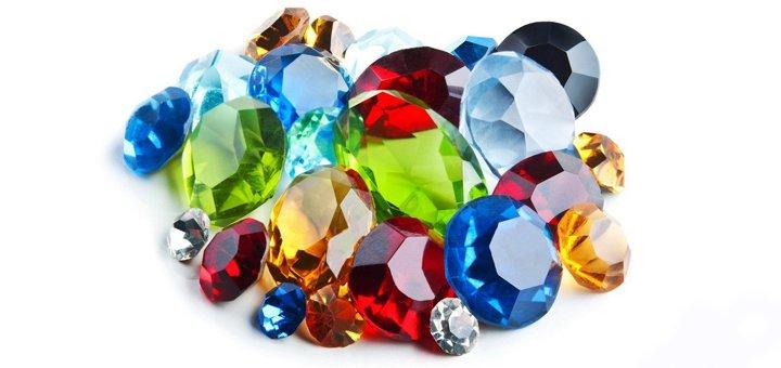 Скидка 25% на натуральные драгоценные камни в интернет-магазине «14 Карат»