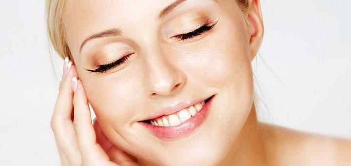 Скидка до 55% на сеансы инфракрасного термолифтинга для лица в салоне красоты «Bellissima»