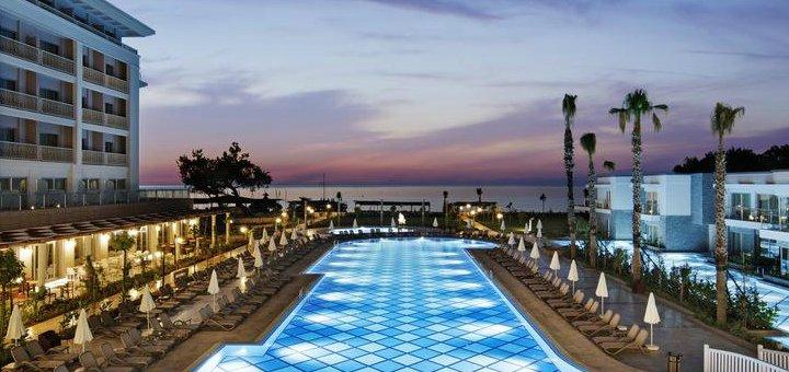 Лучшие цены на отдых в Турции, Кемер, Гейнюк Kilikya Palace Goynuk 5* (Ultra All Inclusive)