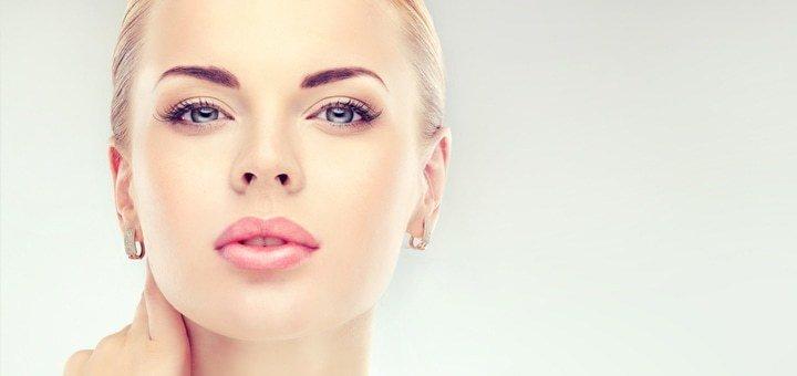 Чистка лица и комплексная лечебная чистка в 12 этапов в салоне красоты «Амира»