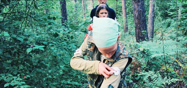 Путевка в детский палаточный лагерь «Жизнь» под Киевом