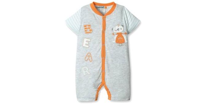 Скидка 35% на одежду для малышей от бренда Bonne Baby в интернет-магазине «Berni»