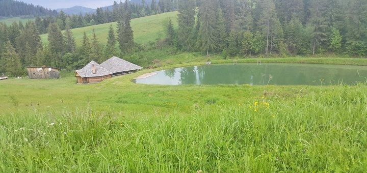 От 4 дней отдыха для двоих, троих или четверых в отеле «Берлога» в Славском