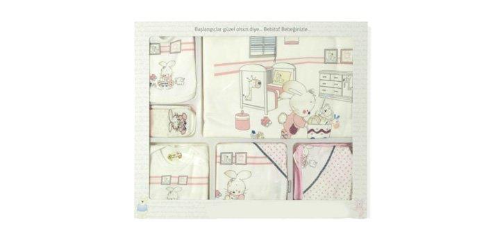 Скидка 20% на комплекты, одеяла, полотенца от бренда Bebitof в интернет-магазине «Berni»