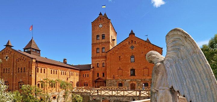 Экскурсионный автобусный тур «Замок Радомысль + Коростень» от туристической компании «ST Tour»