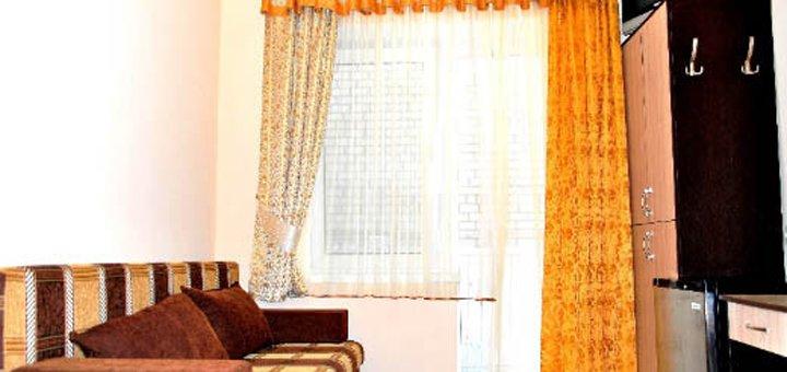 От 3 дней отдыха для двоих в отеле «Айсберг» в Железном Порту
