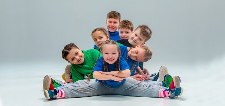 Скидка до 60% на занятия Хип-Хоп для детей в фитнес клубе «ST RELAX»