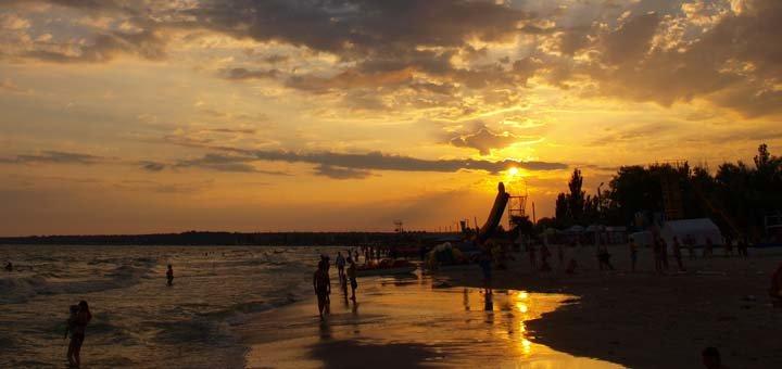 От 4 дней отдыха на базе «Нептун-2» в июле и августе в Коблево