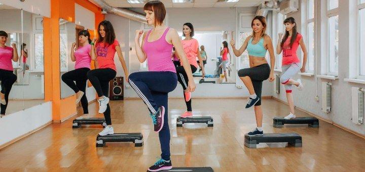 Скидка до 52% на занятия фитнесом в клубе «90-60-90»