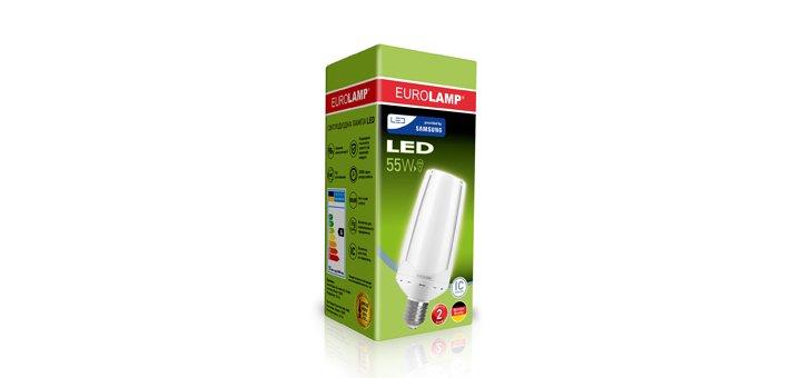 Скидка 15% на ассортимент промышленного освещения TM EUROLAMP и TM EUROELECTRIC