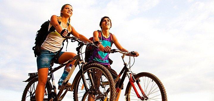 Скидка до 33% на прокат велосипеда от компании «Bike Tours» на Печерске