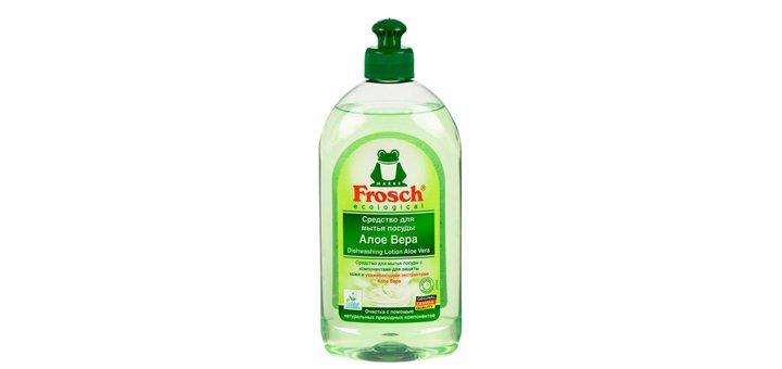 Скидка 40% на бытовую химию ТМ «Frosch»