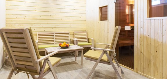 До 3 часов аренды сауны для компании в комплексе «Ministerka Lake House» под Киевом
