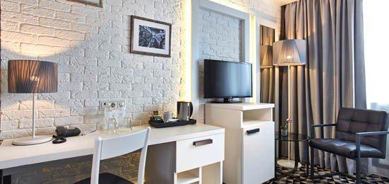 От 2 дней чудесного отдыха для двоих в шикарном дизайн-отеле «Мануфактура» под Киевом