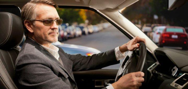 Скидка 40% при покупке 2-х фотохромных линз для очков водителям «Magic 2 Orange-Grey»