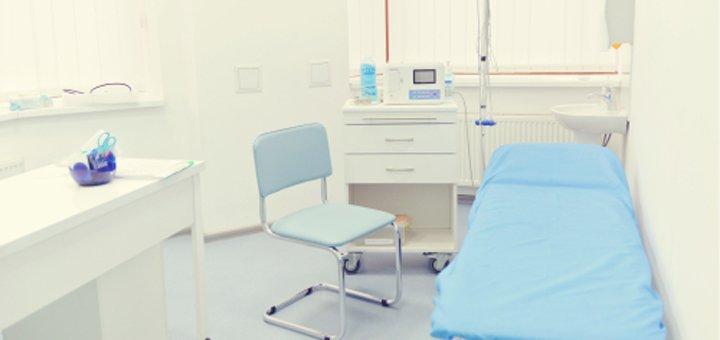 Обследование у флеболога в медицинском центре «MediLand»