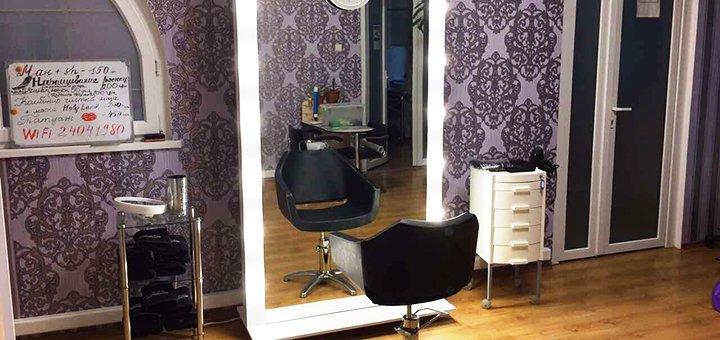 Комплексная чистка с пилингом и лечебной сывороткой в «Helena Exclusive & Beauty Soul Studio»