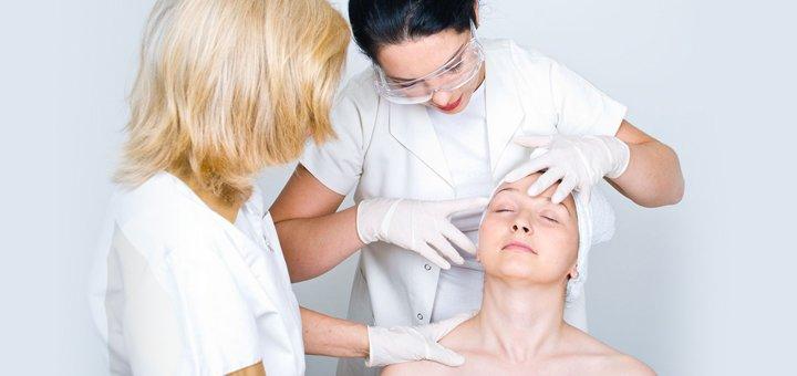 Обследование у дерматолога со сдачей анализов в сети медицинских центров «Гармония Здоровья»