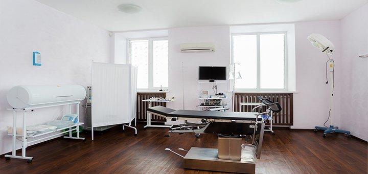 Комплексное обследование у гинеколога в медицинском центре «Евоклиник»