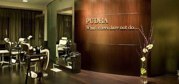 Контурное моделирование лица и другой уход в бутик-салоне «Pudra»